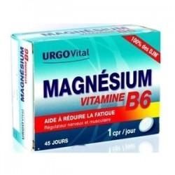 Urgo Govital magnésium vitamine b6 45 comprimés
