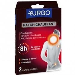 Urgo Patch chauffant 2 unités