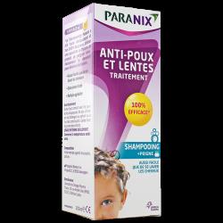 Paranix traitement anti-poux et lentes shampooing 200ml