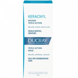 Ducray Keracnyl masque triple action 40ml
