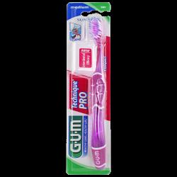 Gum Technique Pro Brosse à dents medium 1 unité