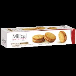 Milical Biscuits café 12 biscuits