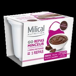 Milical Go repas 1 crème onctueuse chocolat 210g