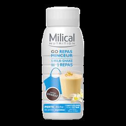 Milical Go repas à boire vanille 236ml