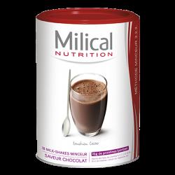 Milical Milk shake minceur saveur chocolat 540g