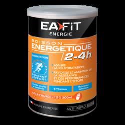 Eafit Boisson énergétique 2-4h saveur orange 500g