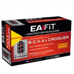 Eafit Compléments B.C.A.A. à croquer 2x20 comprimés