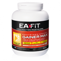 Eafit Gainer Max Délice fruits rouges 1.1kg
