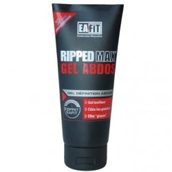 Eafit Ripped Max Gel abdos 200ml