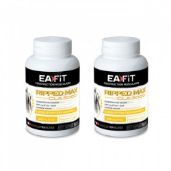 Eafit Ripped Max CLA3000 60 capsules + 60 offertes