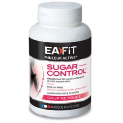 Eafit Sugar control action anti sucre 90 comprimés