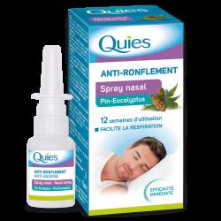 Quies Anti-ronflement Spray nasal 15ml