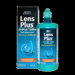 Lens Plus Ocupure saline Solution de rinçage 120ml