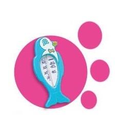 Bébisol Thermomètre de bain pingouin