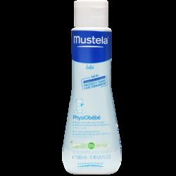 Mustela Bébé PhysiObébé Fluide nettoyant sans rinçage 100ml