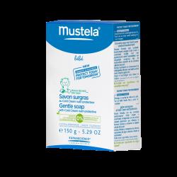 Mustela Bébé Savon surgras Cold cream nutri-protecteur 150g
