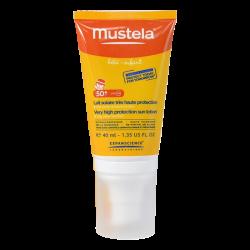 Mustela Solaire Lait très haute protection SPF50+ 40ml