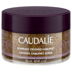Caudalie gommage Crushed Cabernet, 150g