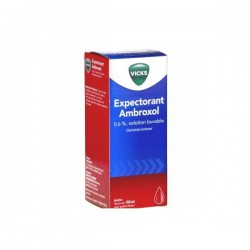 Vicks expectorant ambroxol 150ml