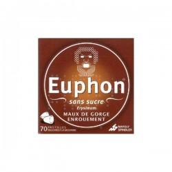 Euphon pastilles sans sucre 70 pastilles