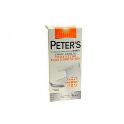 Sirop Peters 0,049% 250ml