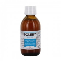 Polery sirop adulte sans sucre 200 ml