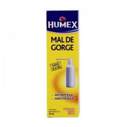 Humex Mal de Gorge collutoire flacon pressurisé 35ml