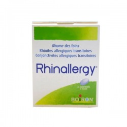Boiron Rhinallergy 40 comprimés