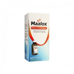 Maalox suspension buvable en flacon 250ml