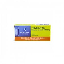 Trimebutine Biogaran 100mg 20 comprimés