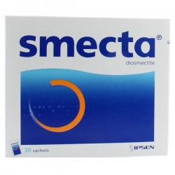 Smecta orange-vanille 30 sachets