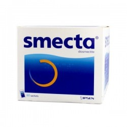 Smecta orange-vanille 60 sachets