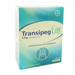 Transipeglib 5.9g 14 sachets