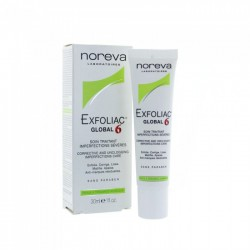 Noreva Exfoliac Global 6 en 1 30ml