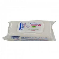 Saforelle 60 lingettes nettoyantes ultradouces