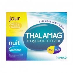 Thalamag Magnésium Marin Jour Nuit 30 Comprimés