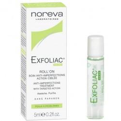 Noreva Exfoliac roll-on anti-bouton 5ml