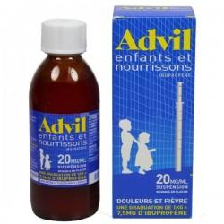 AdvilMed sirop enfant nourrisson 200ml