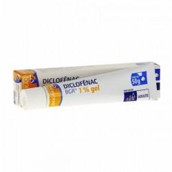 Diclofenac Biogaran 1% gel 50g