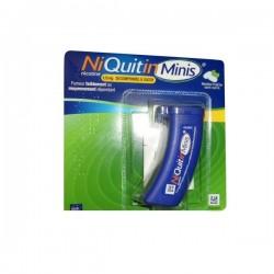 Niquitinminis Menthe Fraîche 4 Mg Sans Sucre 20 Comprimés à Suce
