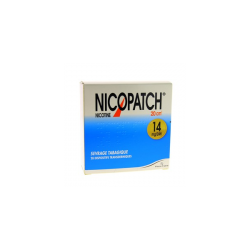 Nicopatch 14 mg/24 h dispositif transdermique 28 Patchs