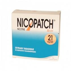Nicopatch Nicotine 21mg/24h 28 patchs