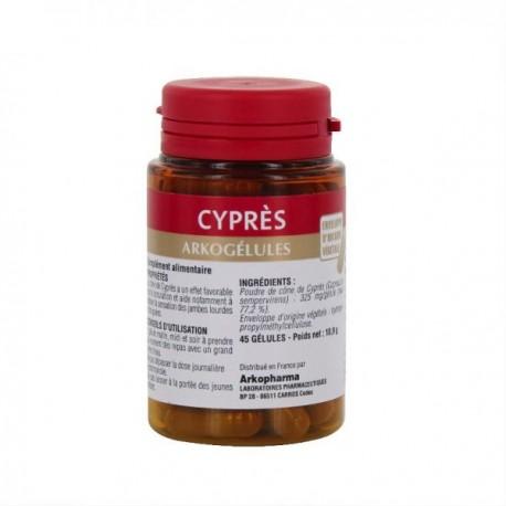 Arkogélules Cyprès 45 gélules