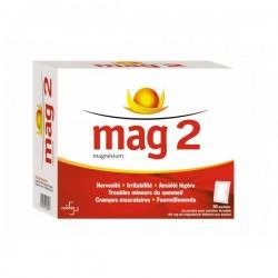 Mag 2 poudre pour solution buvable 30 sachets
