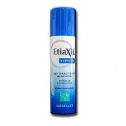 Etiaxil Déodorant quotidien anti-transpirant Aisselles 100ml
