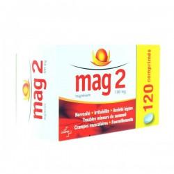 Mag 2 100mg 120 Comprimés