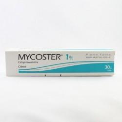 Mycoster 1% crème 30g