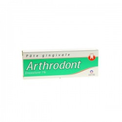 Arthrodont Pâte Gingivale Tube 80g