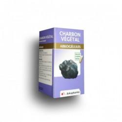 Arkogelules charbon végétal de 45 gélules