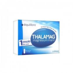 Thalamag Magnésium Marin Equilibre 60 Gélules